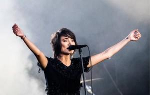 """В феврале 2021 года Земфира выпустила первый за восемь лет студийный альбом """"Бордерлайн"""", в который вошли 12 песен."""