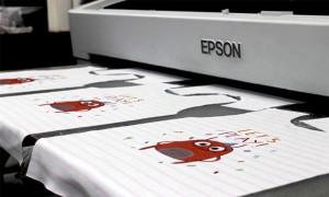 Сублимационная печать на женских и детских футболках