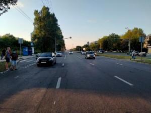 В Тольятти автомобилистка сбила женщину-пешехода