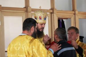 Визит состоялся в день памяти святого равноапостольного великого князя Владимира и церковно-государственного праздника Крещения Руси.