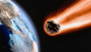 Предположительно, от разрушения метеорного тела более 270 миллионов лет назад.