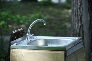 В Самаре из-под крана может пойти зеленая вода