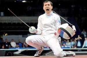 Самарский шпажист - в финале Олимпиады!