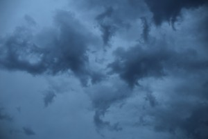 В Самарской области ожидается гроза и сильный ветер