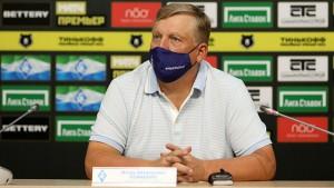 Игорь Осинькин: Нет претензий к команде по самоотдаче