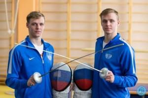 В Самаре возвращаются рапиристы - призеры Олимпиады