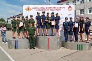 В Самаре завершился чемпионат ВС РФ по парашютному спорту