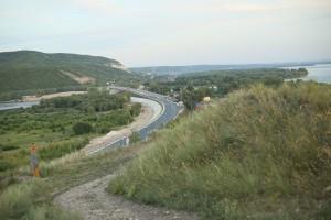 В понедельник, 2 августа, было открыто движение по Сокскому мосту в Самаре