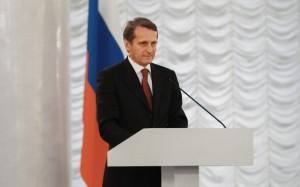 Нарышкин положительно охарактеризовал взаимодействие разведслужб России и США.