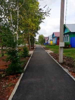 Дорожной деятельности в районе также уделяется пристальное внимание.