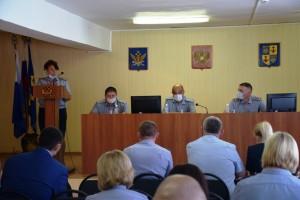 Состоялась коллегия УФСИН России по Самарской области