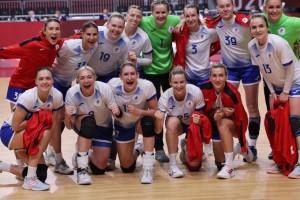 Сборная России по гандболу в полуфинале Олимпийских игр!