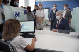 В Самарской области открылся первый единый центр обслуживания  абонентов ресурсоснабжающих компаний