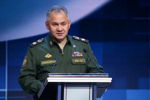Сергей Шойгу назвал высочайшим доверием предложение Президента возглавить список на выборах в Госдуму