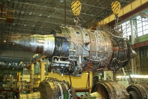Самарские конструкторы усовершенствовали конструкцию индустриального двигателя большой мощности
