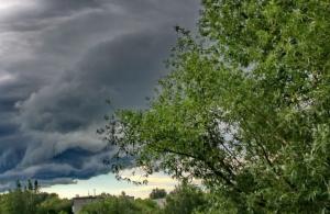 По прогнозам, непогода ожидается в нескольких областях 5 и 6 августа.
