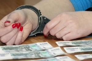 В Кинеле задержали подозреваемую в присвоении денежных средств микрофинансовой организации