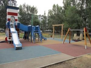 В Чапаевске в этом году комфортнее стали еще 7 дворов