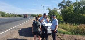 Красноярские полицейские помогли заблудившемуся мальчику вернуться домой
