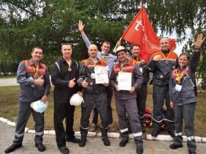 Команда Тольяттинской ТЭЦ завоевала «бронзу»  соревнований профмастерства ПАО «Т Плюс»