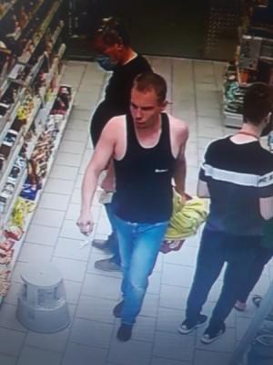 В Тольятти разыскивают подозреваемого в краже из магазина
