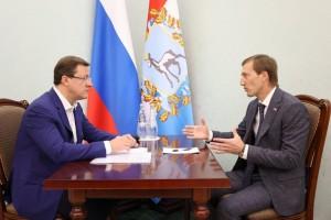 Александр Живайкин рассказал, что почти 11 тысяч жителей региона внесли свои предложения и инициативы для включения в народную программу партии.