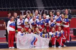 В финале россиянки уступили команде Франции со счетом 25:30.