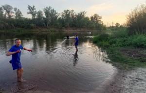 Молодой человек утонул на реке Большой Кинель