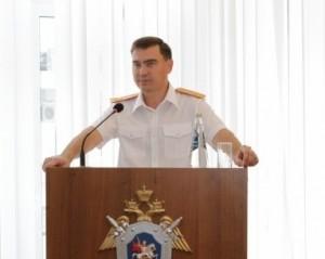 Представили нового руководителя СУ СКР по Самарской области