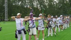 Воспитанник чебоксарской СШОР Колесников на чемпионатах среди взрослых спортсменов только начинает выступать.