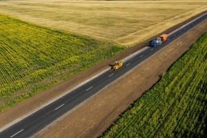 С начала дорожного сезона, 1 апреля 2021 года, дорожные работы ведутся на 80-ти объектах контроля общей протяженностью 335,59 км.