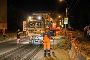 в Самаре приступили к обновлению улицы Мяги
