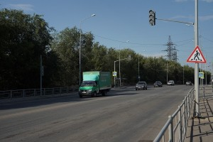 Реконструкция Заводского шоссе в Самаре: Дмитрий Азаров провел выездное совещание