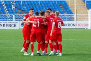 Тольяттинский «Акрон» сыграет третий матч на выезде