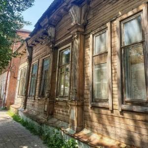 В Самаре спасают от сноса дом мещанки Сафоновой на улице Садовой