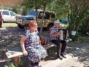"""Она проходила в рамках фестиваля - практикума """"Благодатное лето. Жигули - 2021"""", который получил поддержку фонда президентских грантов."""