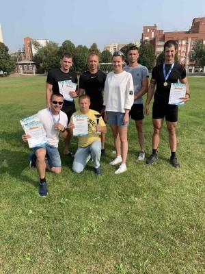 В традиционном Чемпионате Динамо по легкой атлетике, который в этом году проводился в конце лета, приняли участие 11 команд.