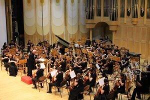 Молодежный симфонический оркестр Поволжья — это уникальный сессионный оркестр, созданный в Тольятти.