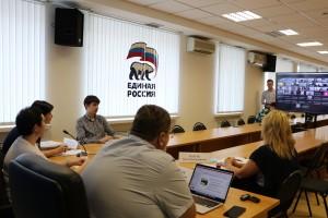 На Штабе общественной поддержки партии обсудили перспективы развития бренда «Самарский продукт» и продвижение местных производителей сельхозпродукции.