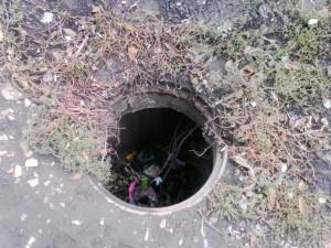 В Самаре в 2021 году зафиксирована кража 119 крышек водопроводных и канализационных люков. Это значит, жизни тысяч самарцев находятся под угрозой!