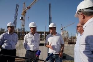Новая школа в Тольятти обещает стать лучшей в регионе.