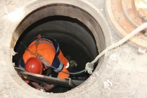 Более 600 домовладений в частном секторе Октябрьского района города Самары проверили на предмет законности подключения к водопроводу и канализации.