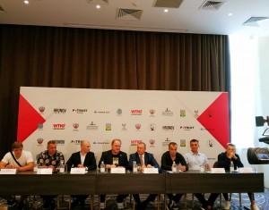 19 августасостоялась пресс-конференция, посвященная значимому спортивному событию.