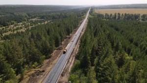 Начать дорожные работы стало возможным благодарянацпроекту «Безопасные качественные дороги».