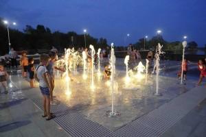 После завершения работ парк «Молодежный» в Нефтегорске станет местом проведения досуга для жителей любого возраста.