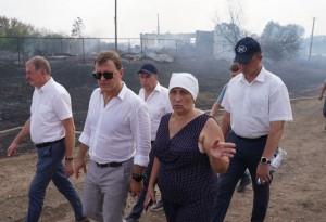 Пожарно-спасательные подразделения приняли все необходимые меры, и пожар оперативно был локализован на площади 750 кв. м.