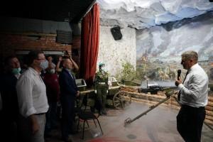 """""""Созданный музей в Борском станет основой для воспитания патриотов""""."""