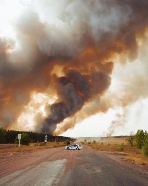 Возгорание в Гвардейцах ликвидировано.
