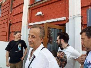 В Самарском академическом театре драмы им. М. Горького состоялся сбор труппы.