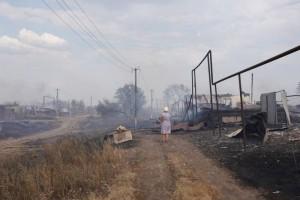 Глава региона на заседании оперативного штаба поручил Минсоцдему оказать помощь жителям села Гвардейцы и поселка Немчанка.